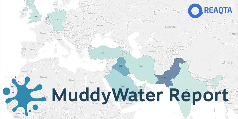 Sumergiéndonos en la APT MuddyWater, un ataque a Oriente Medio