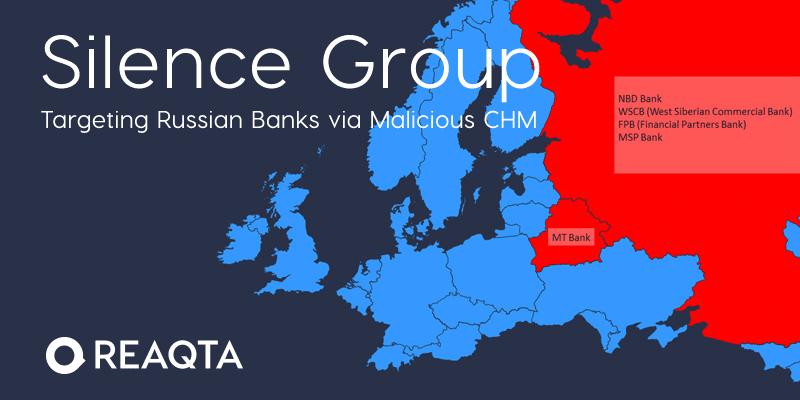 Silence group ataca a la banca rusa con un CHM malicioso